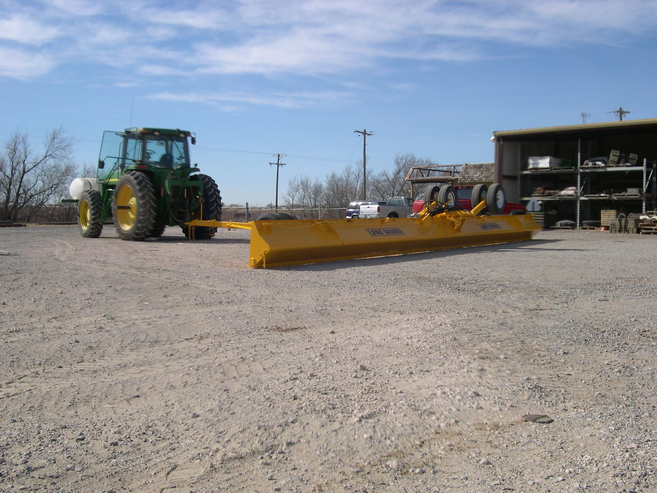 NAMMCO - Plows - Levee Builders - Cotton Strip Parts